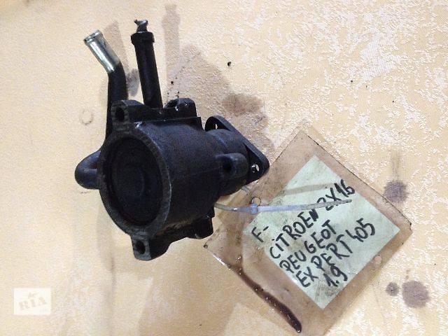 купить бу б/у Рулевое управление Насос гидроусилителя руля Легковой Citroen ZX в Луцке