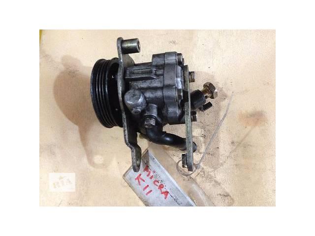 б/у Рулевое управление Насос гидроусилителя руля Легковой Nissan Micra k11- объявление о продаже  в Луцке