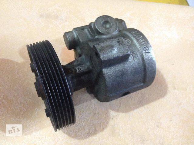 б/у Рулевое управление Насос гидроусилителя руля Легковой Renault Scenic 26058572- объявление о продаже  в Луцке
