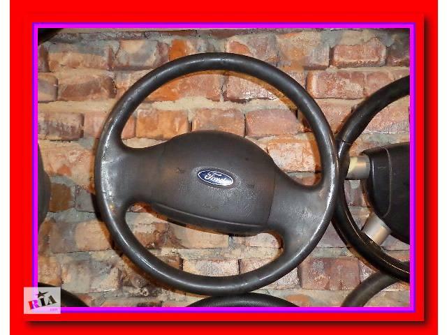 купить бу б/у Рулевое управление Руль + Air Bag Грузовики Ford Transit 2000-2006 в Стрые