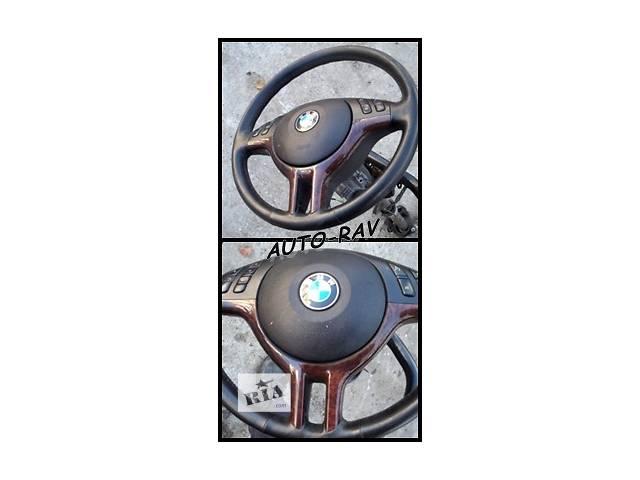 продам Б/у Рулевое управление Руль Легковой BMW 3 Series (все) 2000 бу в Киеве