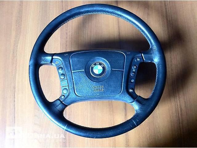 купить бу б/у Рулевое управление Руль Легковой BMW 7 Series (все) 2001 в Луцке