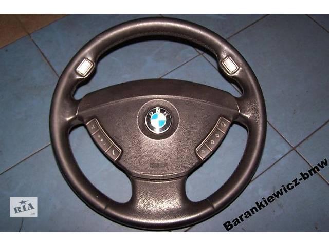 бу Б/у Рулевое управление Руль Легковой BMW 7 Series (все) 2004 в Киеве
