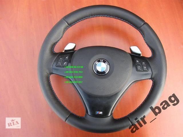 бу Б/у Рулевое управление Руль Легковой BMW M3 Coupe USA 2010 в Киеве