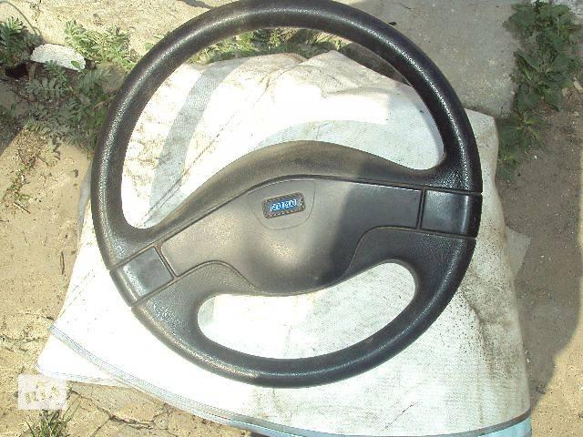 купить бу б/у Рулевое управление Руль Легковой Fiat Scudo Пассажирский Минивен 2000 в Львове