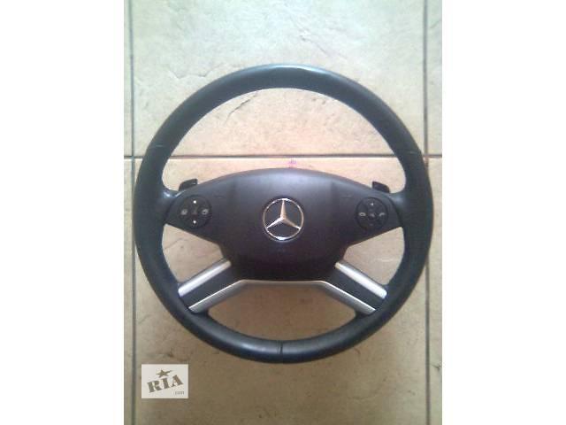 купить бу Б/у Рулевое управление Руль Легковой Mercedes ML-Class 2005 в Львове