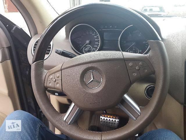 бу Б/у Рулевое управление Руль Легковой Mercedes ML-Class 2008 в Львове