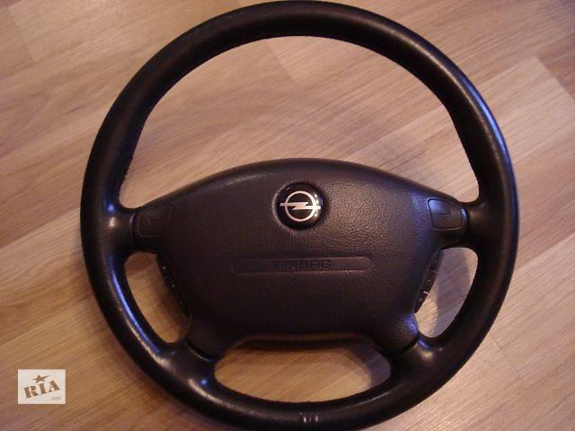 купить бу б/у Рулевое управление Руль Легковой Opel 1999 в Львове