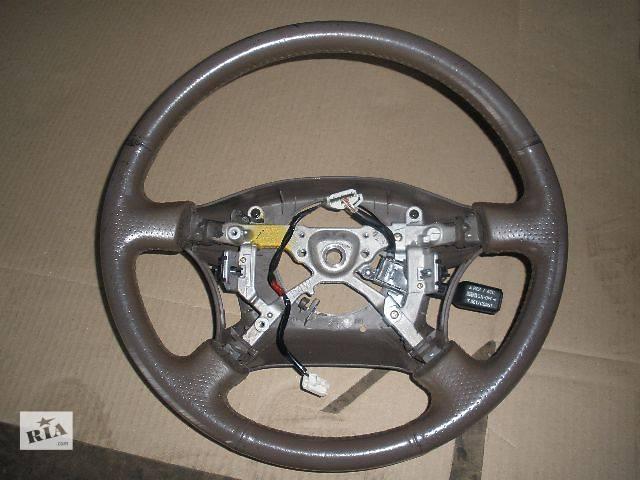 бу б/у Рулевое управление Руль Легковой Toyota Land Cruiser 2001 в Луцке