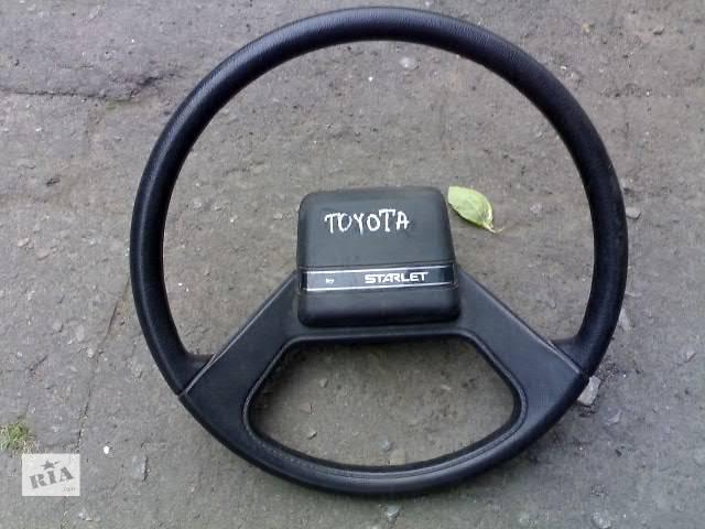 купить бу Б/у Рулевое управление Руль Легковой Toyota Starlet в Сумах