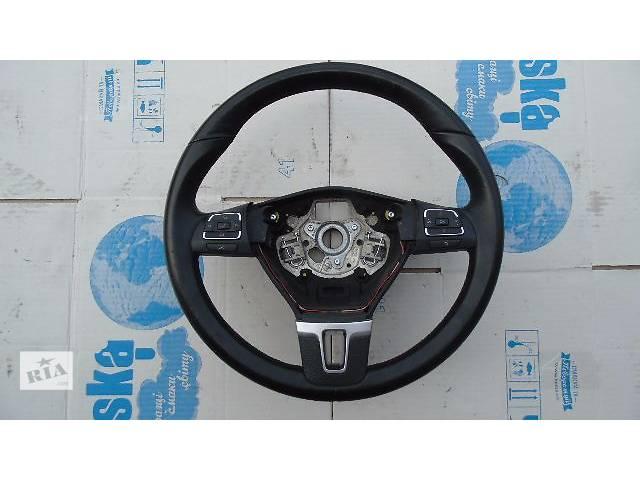 купить бу б/у Рулевое управление Руль Легковой Volkswagen B6 2008 в Ковеле