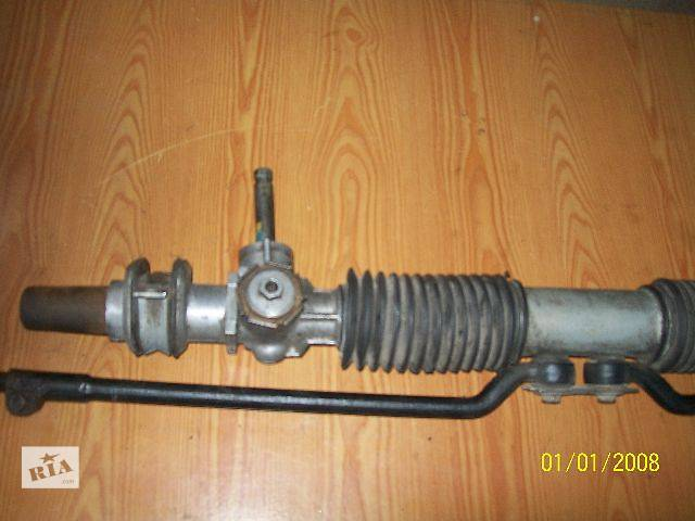 купить бу б/у Рулевая рейка Opel Kadett Е без гидро в наличии в хорошем рабочем состоянии, производитель GM № 23390375966 , гарант в Тернополе