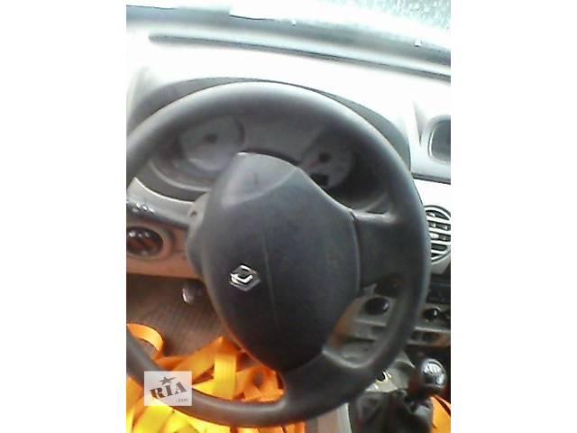 купить бу б/у Рулевое управление Рулевая рейка Легковой Renault Kangoo Dci 1.9 4x4 2005  Пикап 2005 в Ивано-Франковске