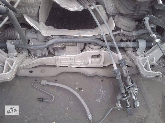 б/у Рулевое управление Рулевая рейка Легковой Skoda Octavia A5 2007- объявление о продаже  в Славянске