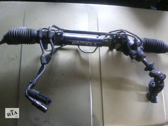 продам б/у Рулевое управление Рулевая рейка Легковой Subaru Forester бу в Ковеле