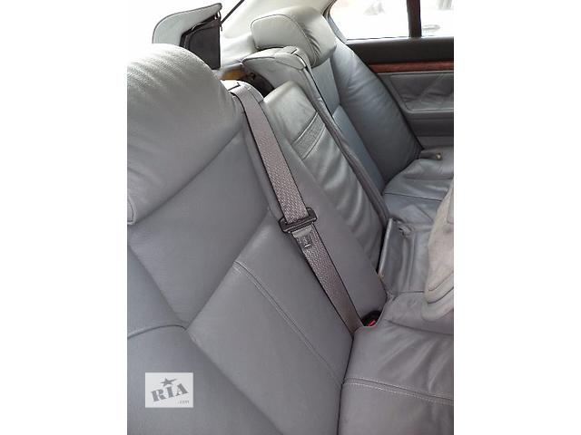 продам Б/у салон для седана BMW 740 1995 бу в Киеве