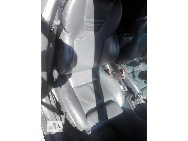 бу б/у Салон рекаро Легковой Audi A6 Avant 2000 в Львове