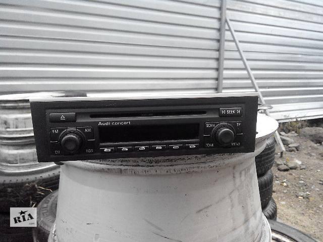 Б/у СД радіо магнітола 8E0035186L Легковой Audi A4- объявление о продаже  в Львове