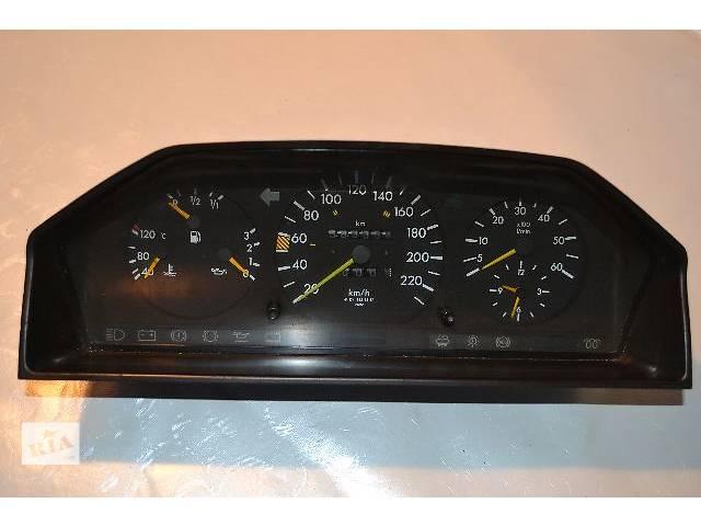 Б/у панель приборов/спидометр/тахограф/топограф для легкового авто Mercedes 124- объявление о продаже  в Ковеле