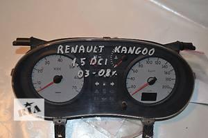 б/у Панели приборов/спидометры/тахографы/топографы Renault Kangoo