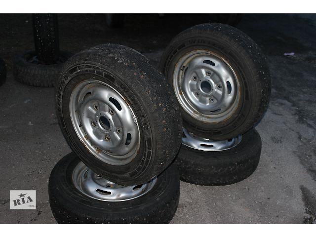 Б/у шины для грузовика Ford Transit и Фольцваген Т-5.- объявление о продаже  в Дубно (Ровенской обл.)
