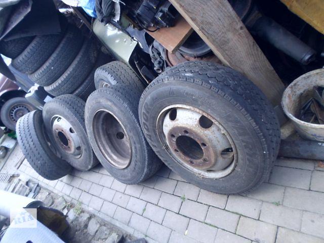 купить бу Б/у шины для грузовика Mercedes 817 2006 в Берегово (Закарпатской обл.)
