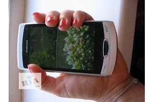 б/у Смартфоны более 1 ГГц 1320 - 4000 FM радио Samsung Wave II S8530 Моноблок