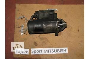 б/у Стартер/бендикс/щетки Mitsubishi Pajero Sport