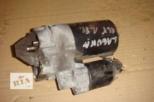 б/у Стартер/бендикс/щетки Renault Laguna II
