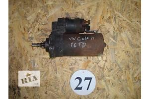 б/у Стартер/бендикс/щетки Volkswagen Golf II