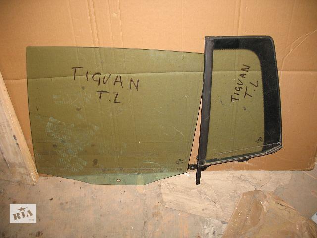 продам Б/у стекло двери для легкового авто Volkswagen Tiguan бу в Луцке