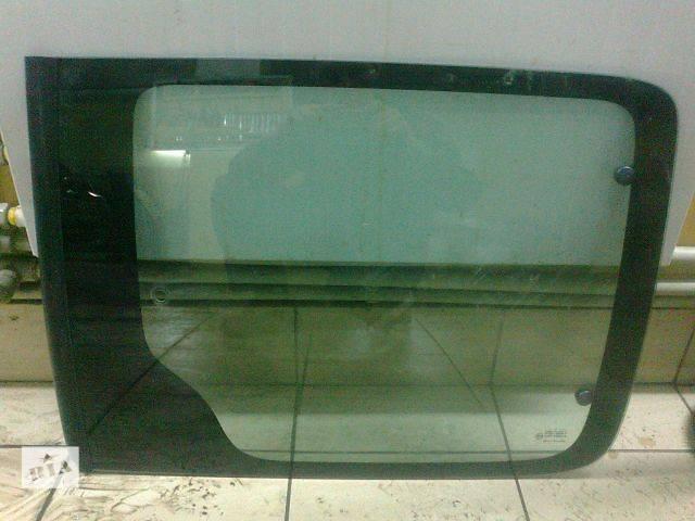 Б/у стекло -жабра на сдвижную дверь сitroen Berlingo ,пежо партнер- объявление о продаже  в Сумах