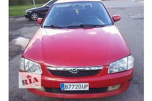 б/у Стекло лобовое/ветровое Mazda 323