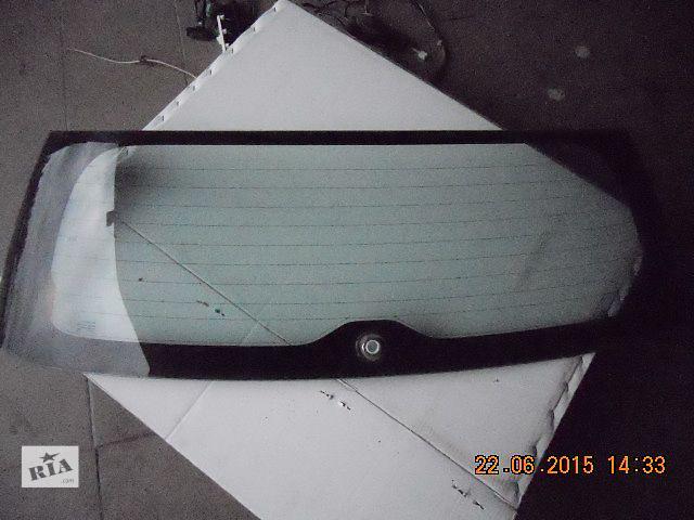 продам  стекло крышки багажника  Suzuki Swift Hatchback (5d) 2007 бу в Киеве