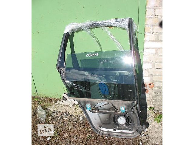 купить бу Б/у стеклоподъемник для легкового авто Porsche Cayenne 2006 в Луцке
