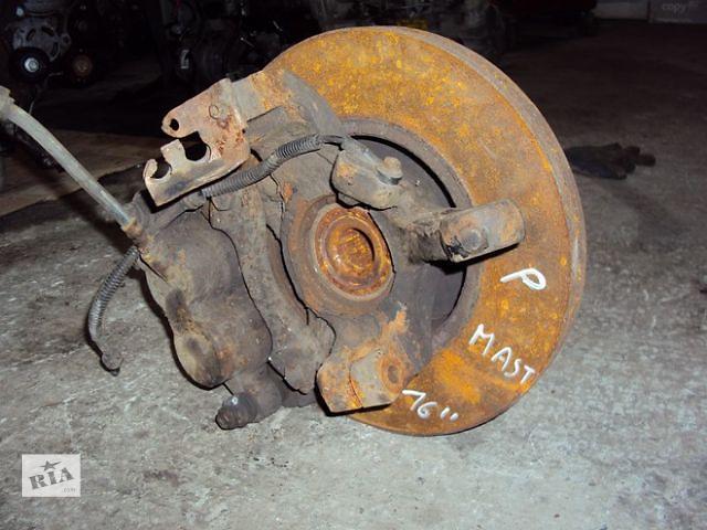 бу Б/у ступица задняя/передняя для грузовика Renault Master 2005 в Тернополе