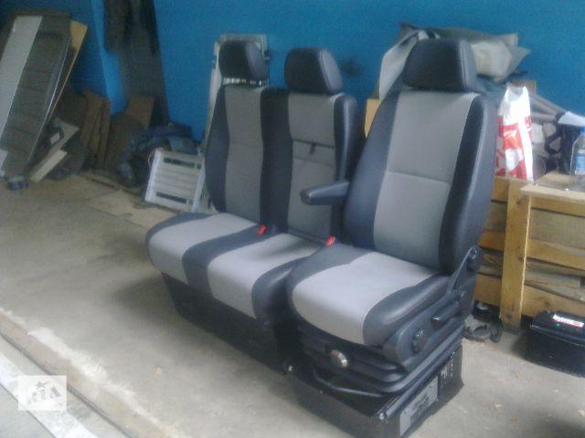 купить бу Б/у сиденье для грузовика Mercedes Sprinter 2010 в Ровно