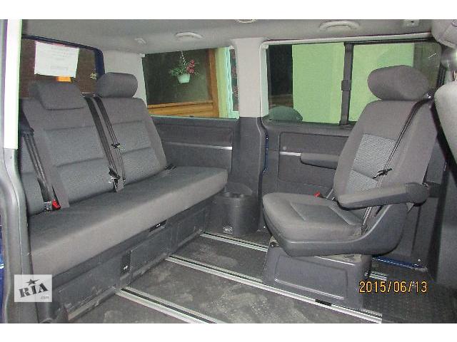 продам Б/у сиденье для легкового авто Volkswagen Caravella 2008 бу в Хусте