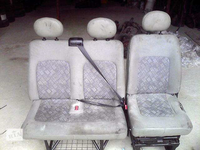 продам Б/у сидіння для легкового авто Opel Movano 2002 бу в Ивано-Франковске