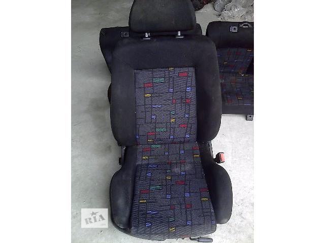 продам Б/у сидіння для легкового авто Volkswagen  бу в Ивано-Франковске