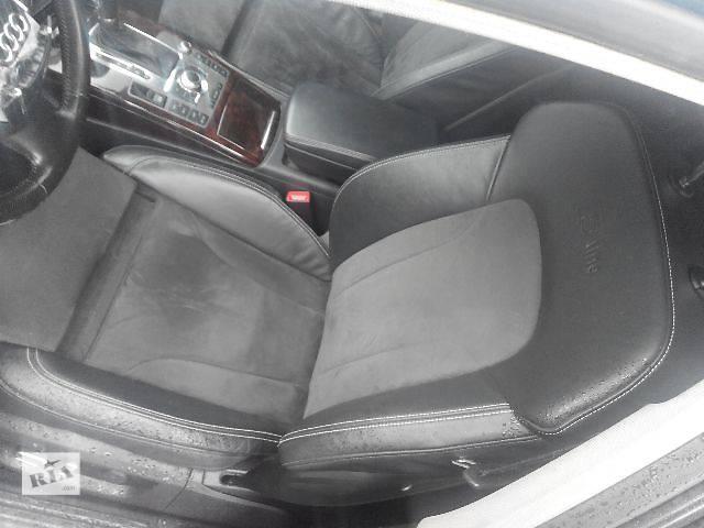 Б/у Сидіння передні S-Line Легковой Audi A6- объявление о продаже  в Львове