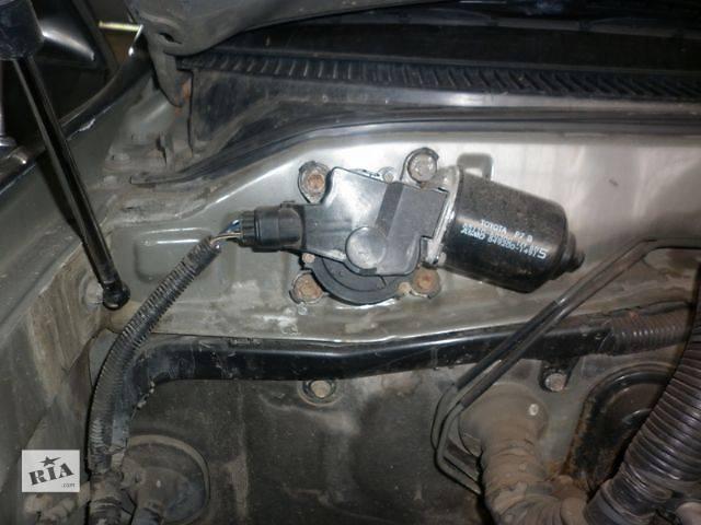продам б/у Система очистки окон и фар Моторчик стеклоочистителя Легковой Toyota Land Cruiser 2001 бу в Луцке