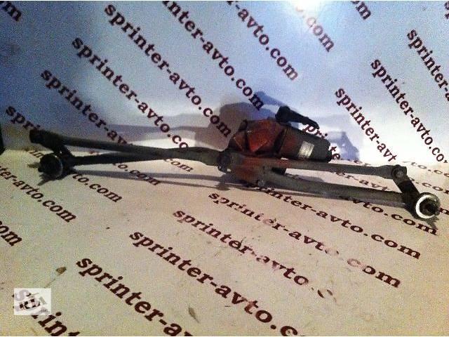 купить бу б/у Система очистки окон и фар Трапеция дворников Грузовики Volkswagen Crafter 2009 в Ровно