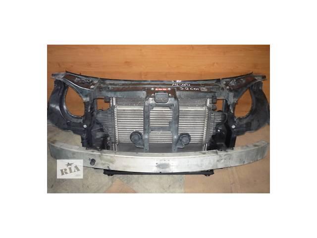 купить бу б/у Система охлаждения Радиатор интеркуллера Легковой Mercedes ML 320 Кроссовер 2008 в Черновцах
