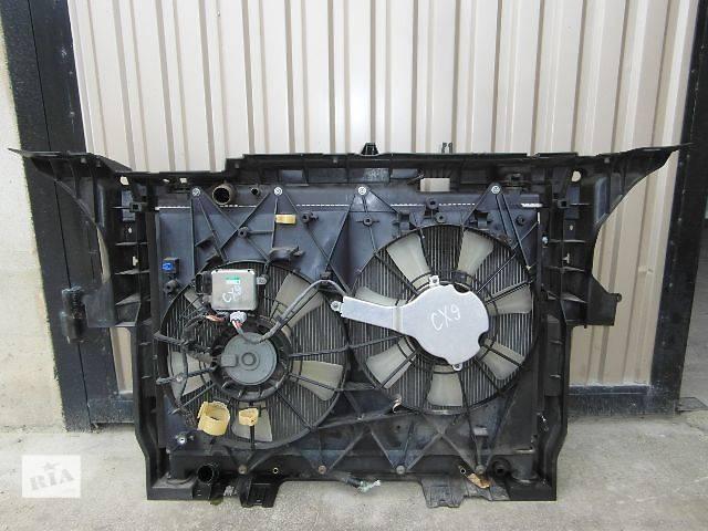 продам б/у Система охлаждения комплект радиаторов Легковой Универсал Mazda CX-9 2008 бу в Черновцах