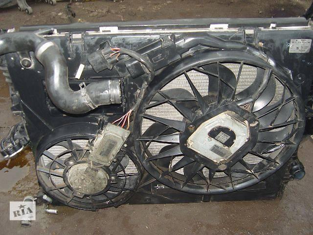 бу б/у Система охлаждения Моторчик вентилятора радиатора Легковой Volkswagen Touareg в Виннице