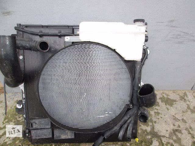 бу б/у Система охлаждения Радиатор дифузор  Легковой Toyota Land Cruiser Prado 150 3.0 Dizel в Ковеле