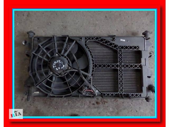 купить бу Б/у Система охлаждения Радиатор Грузовики Ford Transit 2.0 TDCI в Стрые