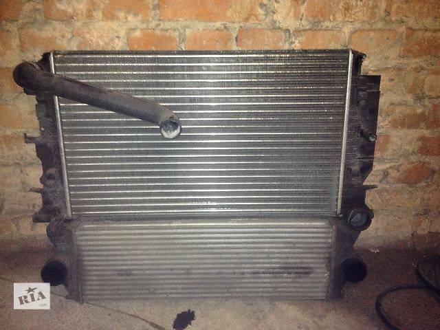 купить бу б/у Система охлаждения Радиатор Грузовики Mercedes Sprinter 2008 в Киеве
