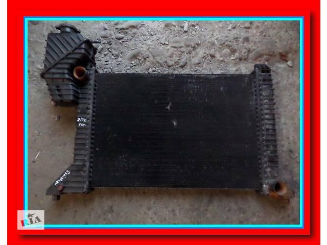 продам б/у Система охлаждения Радиатор Грузовики Mercedes Sprinter бу в Стрые